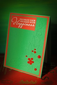 Decorate your holiday with Happiness 2