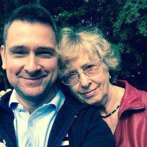 Krzysztof i mamcia