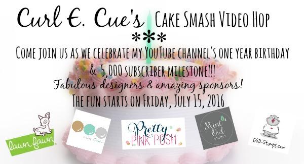 Cake Smash Video Hop Logo
